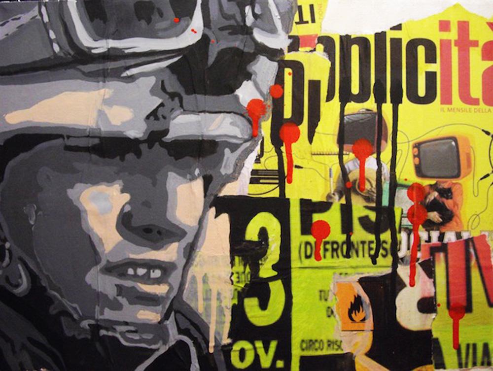 "David Pompili ""100% SUP."" vis a vis Trieste"