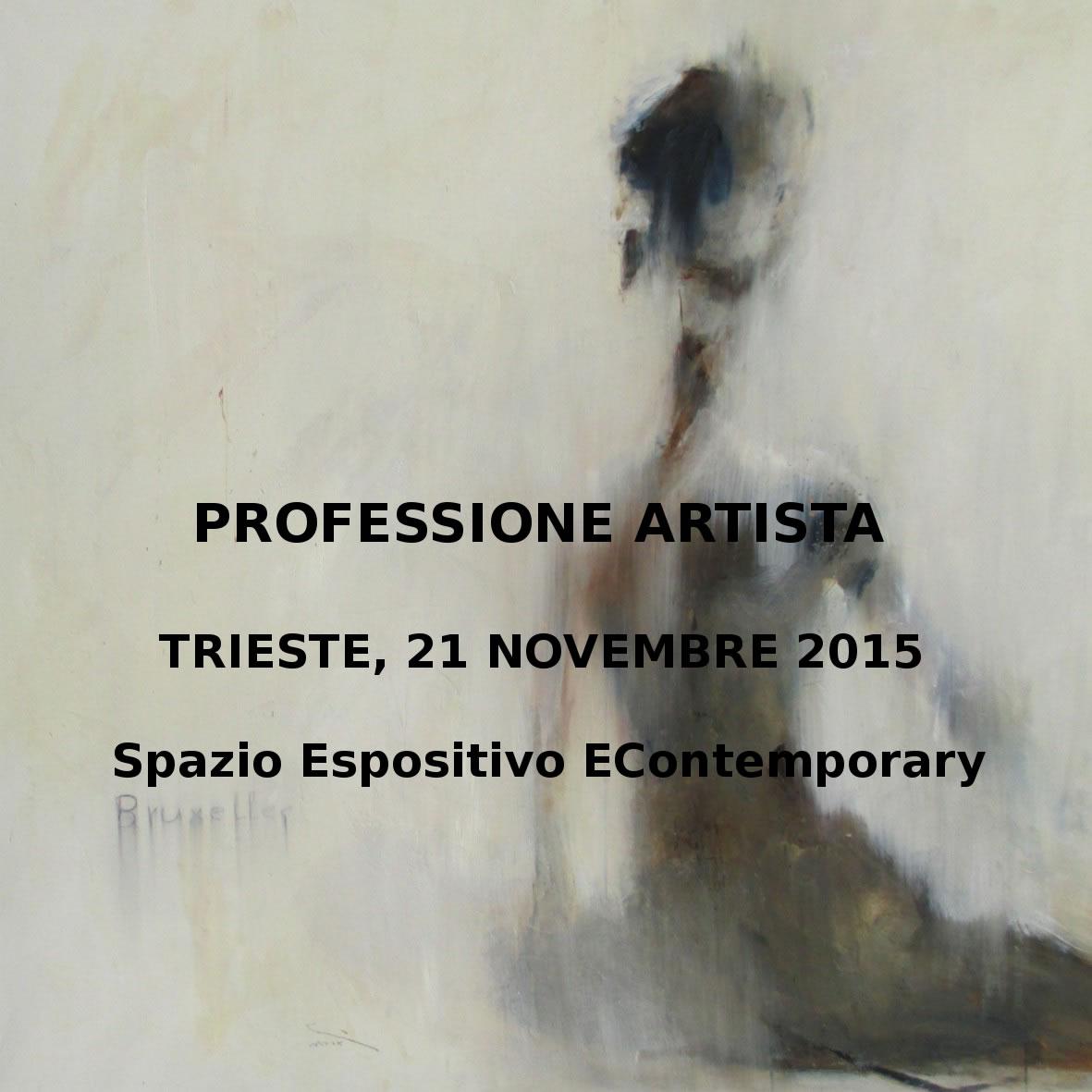 CORSO DI FORMAZIONE: Professione Artista
