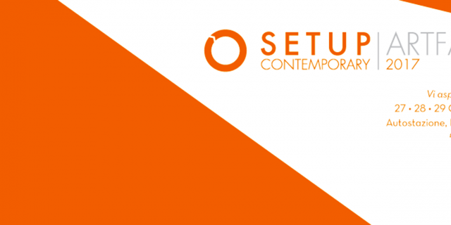 SetUP 2017 Art Fair: EContemporary stand N. 4 – Bologna